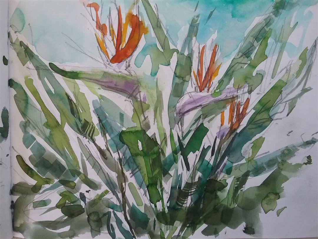 Julie Sajous Artist